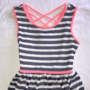 Summer Strip Dress